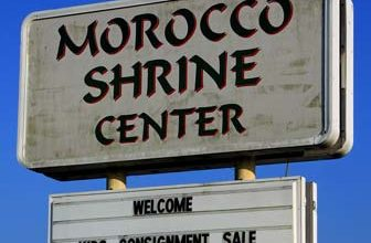 Jacksonville consignment sale Morocco Shrine Center