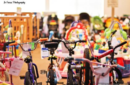 Jacksonville Children's Consignment Sale Bicycles