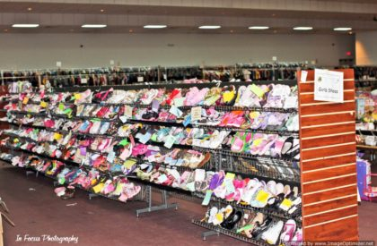 Jacksonville Children's Consignment Sale Girls Shoes