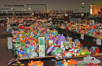 Jacksonville Children's Consignment Sale Learning Toys
