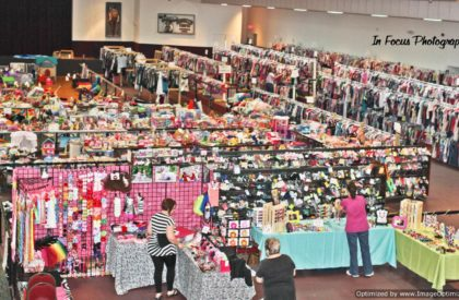 Jacksonville Children's Consignment Sale Bargains