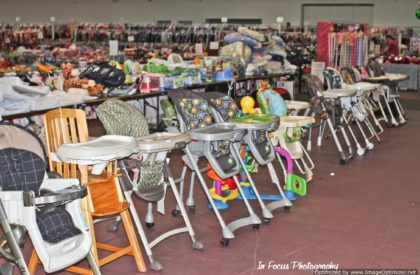 Consignment Sale Jacksonville FL High Chairs
