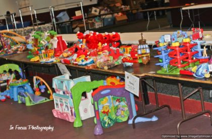 Jacksonville Children's Consignment Sale Infant Toys