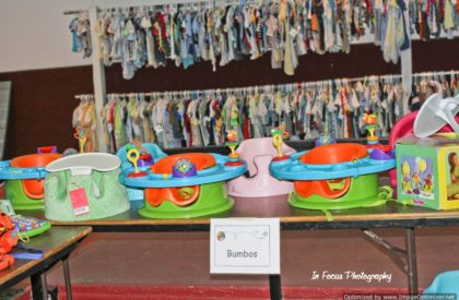 Jacksonville Children's Consignment Sale Infant Seats