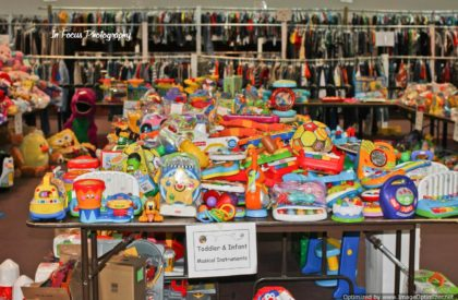 Consignment Sale Jacksonville FL Children's Toys