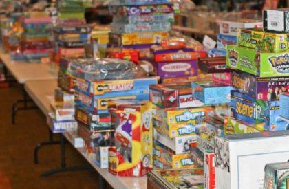 Consignment Sale Jacksonville FL Children's Puzzles Toys