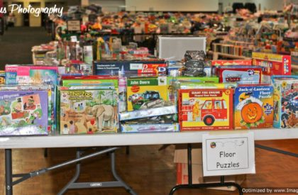 Consignment Sale Jacksonville FL Children's Books