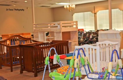 Consignment Sale Jacksonville FL Baby Cribs